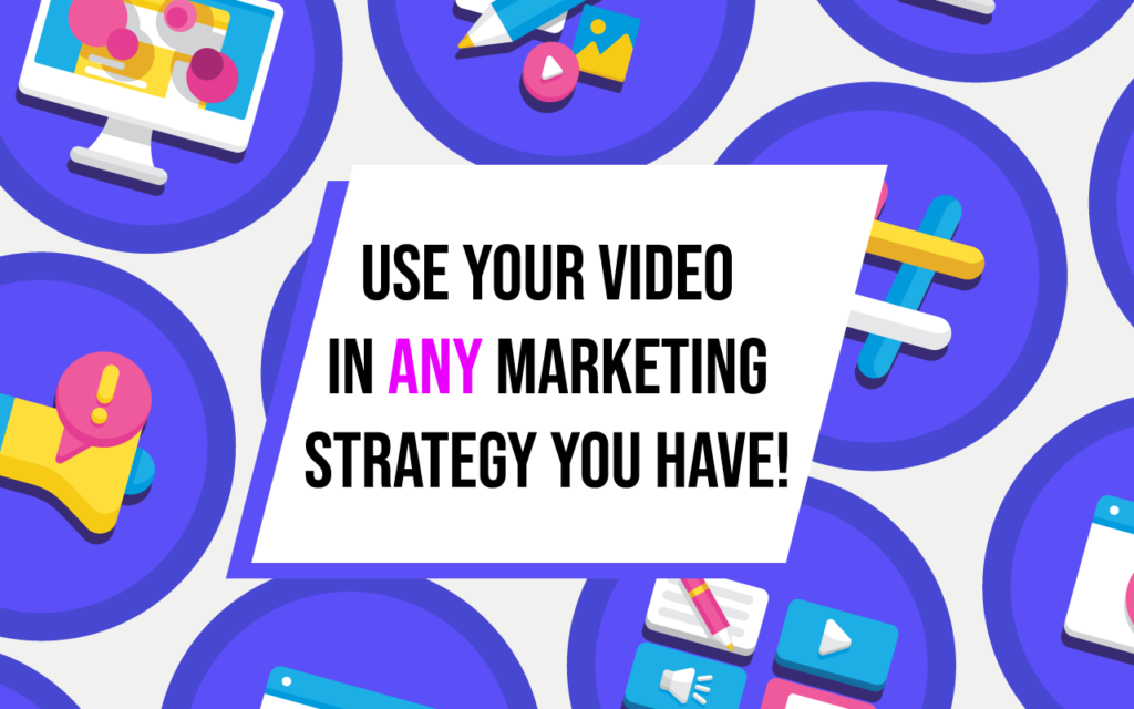 marketing strategy with explainer video